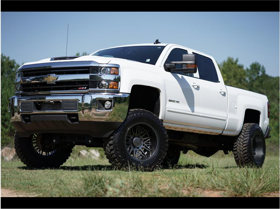 2018 Chevrolet Silverado 2500 HD Crew Cab from GOLDEN MOTORS