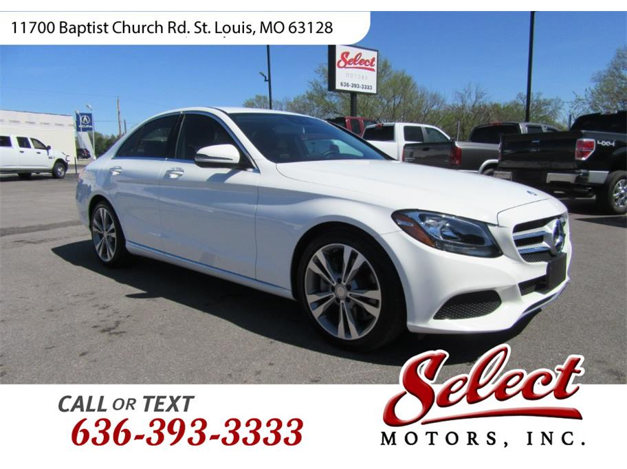 2017 Mercedes-benz C-Class from Select Motors South