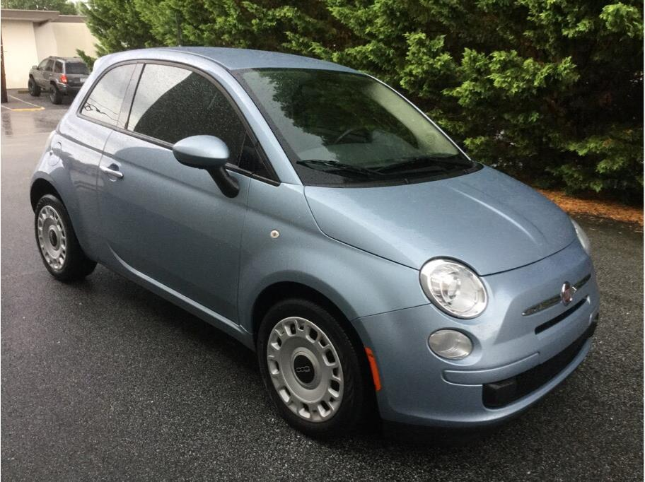 2015 FIAT 500 from Village Motors of Conover