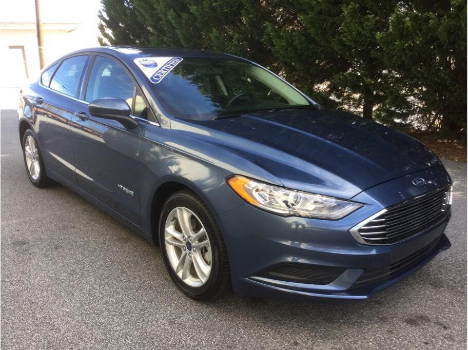 2018 Ford Fusion from Village Motors of Conover