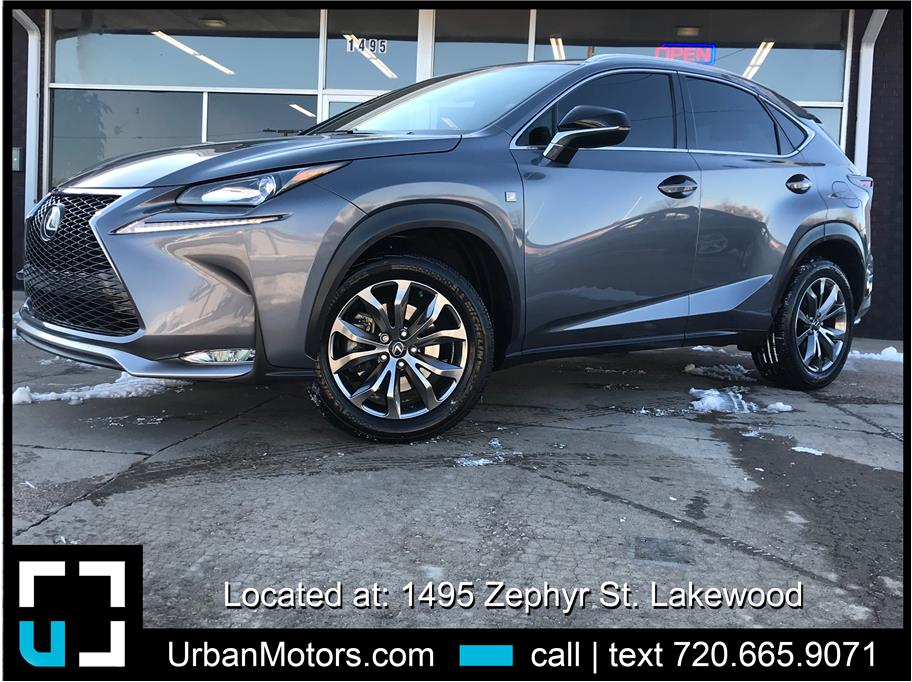 2017 Lexus NX from Urban Motors Three