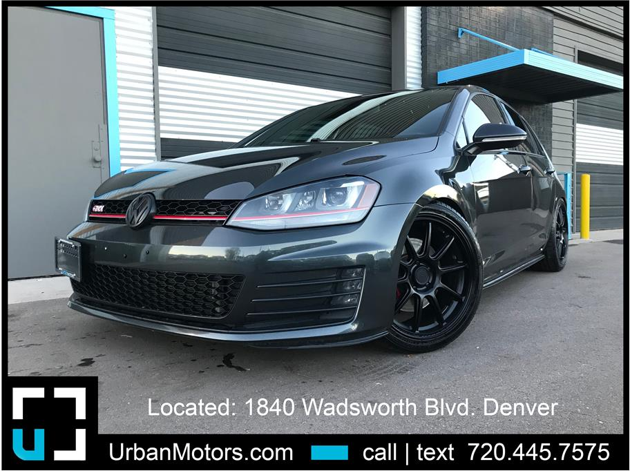 2016 Volkswagen Golf GTI from Urban Motors
