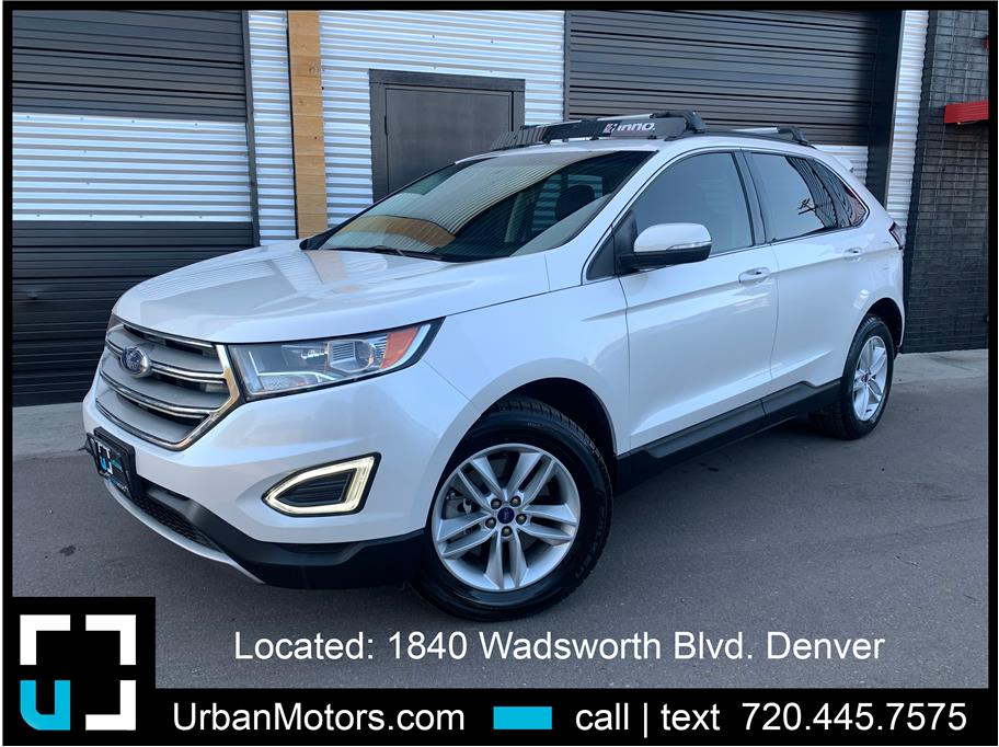 2016 Ford Edge from Urban Motors
