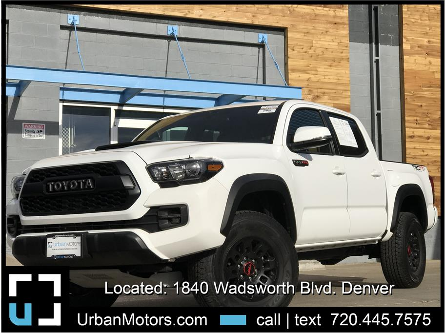 2017 Toyota Tacoma Double Cab from Urban Motors