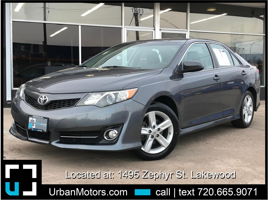 2014 Toyota Camry from Urban Motors Zephyr