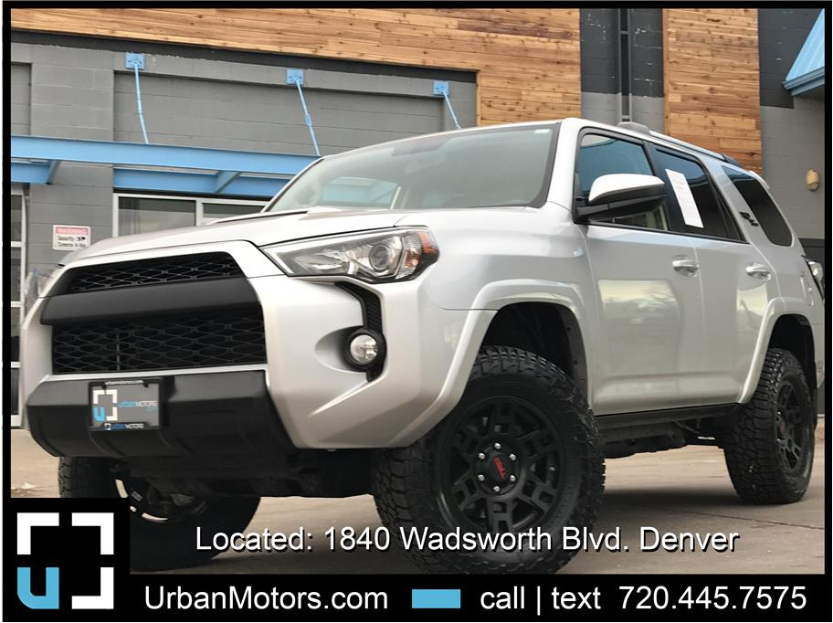 2018 Toyota 4Runner from Urban Motors