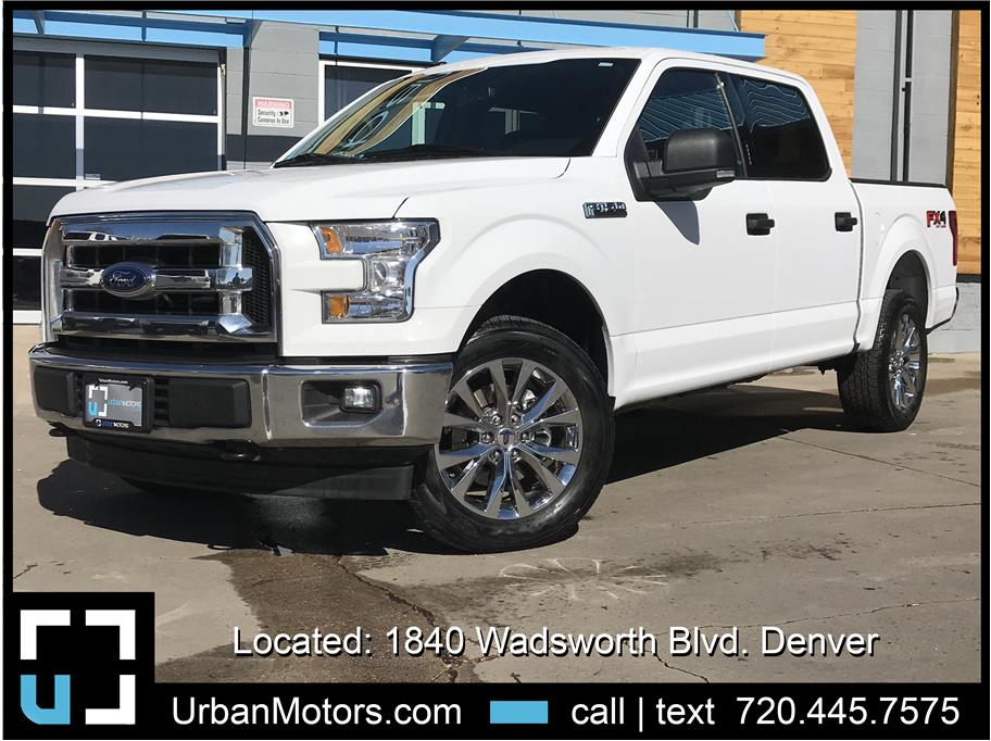 2017 Ford F150 SuperCrew Cab from Urban Motors