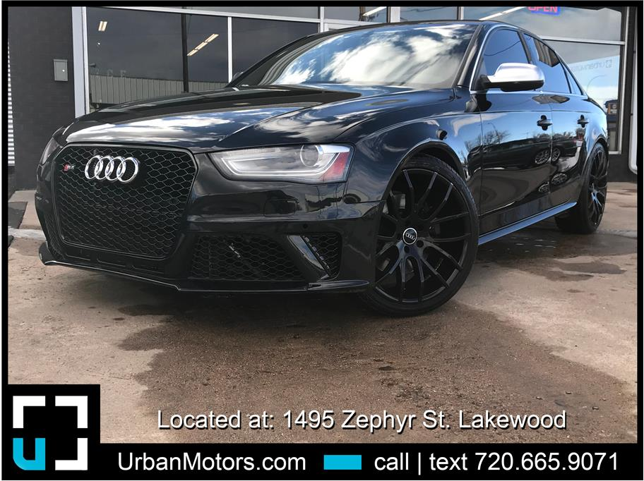 2013 Audi S4 from Urban Motors Three