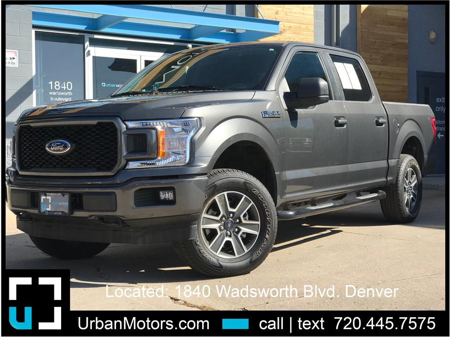 2018 Ford F150 SuperCrew Cab from Urban Motors
