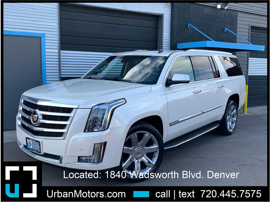 2015 Cadillac Escalade ESV from Urban Motors