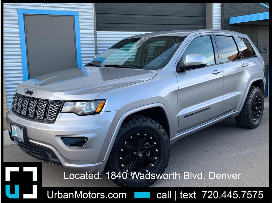 2017 Jeep Grand Cherokee from Urban Motors