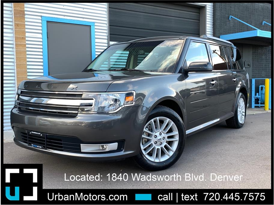 2019 Ford Flex from Urban Motors