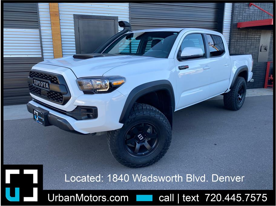 2019 Toyota Tacoma Double Cab from Urban Motors
