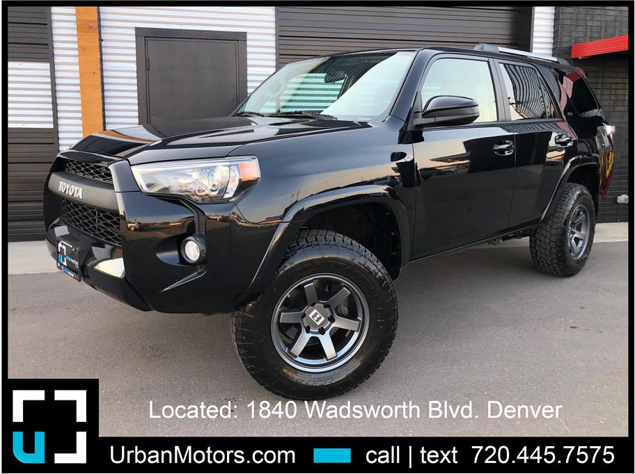 2019 Toyota 4Runner from Urban Motors