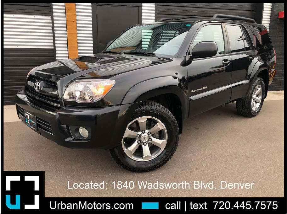2008 Toyota 4Runner from Urban Motors