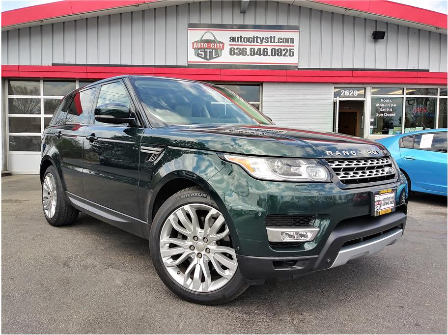 2014 Land Rover Range Rover Sport from Auto City STL