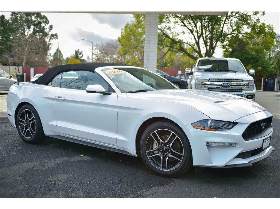 2018 Ford Mustang from WishList Autos
