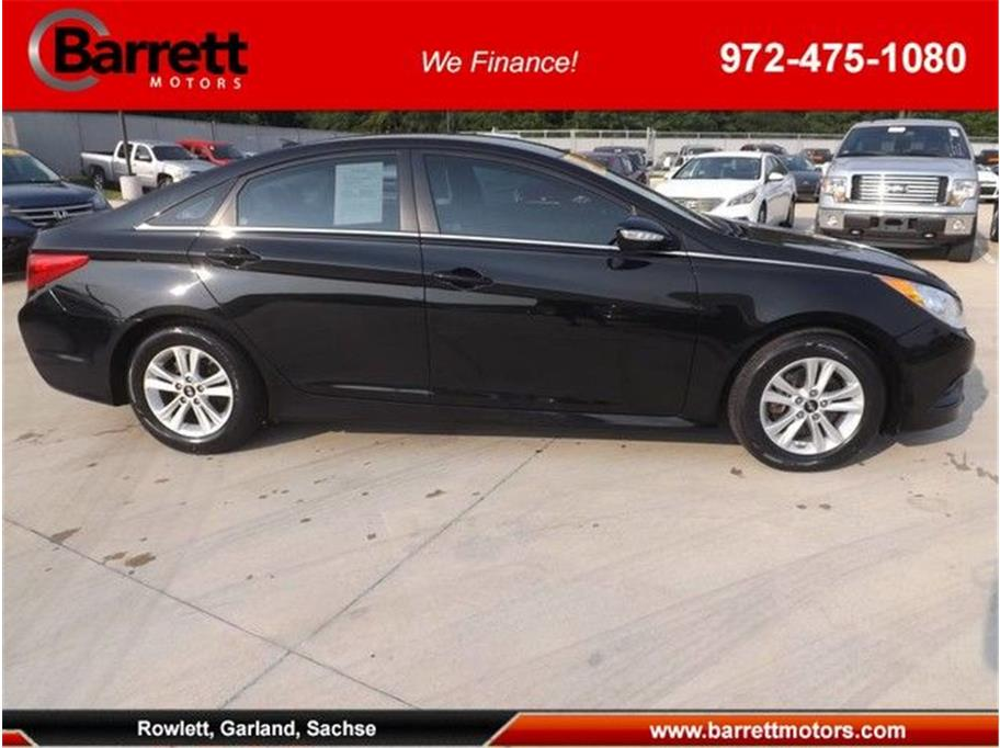 2014 Hyundai Sonata from Barrett Motors