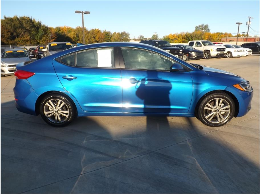 2018 Hyundai Elantra from Barrett Motors