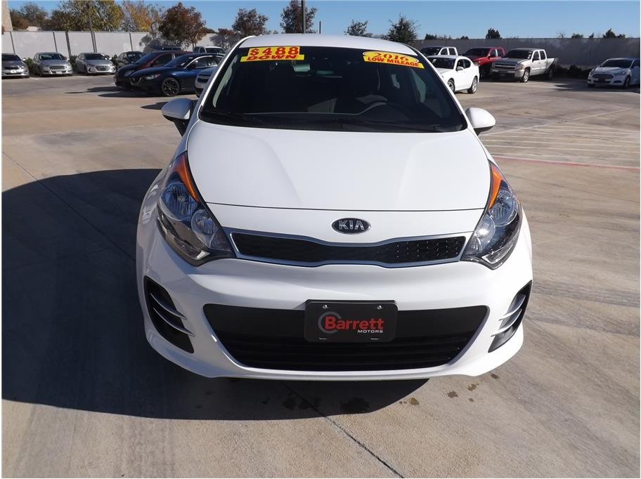 2016 Kia Rio from Barrett Motors