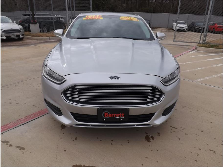 2015 Ford Fusion from Barrett Motors