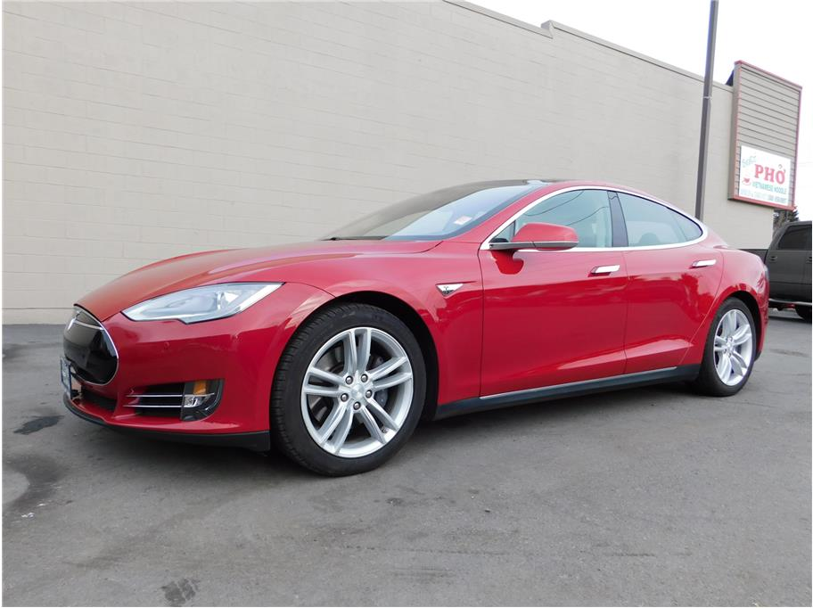 2013 Tesla Model S from Excellent Choice Auto Sales Marysville