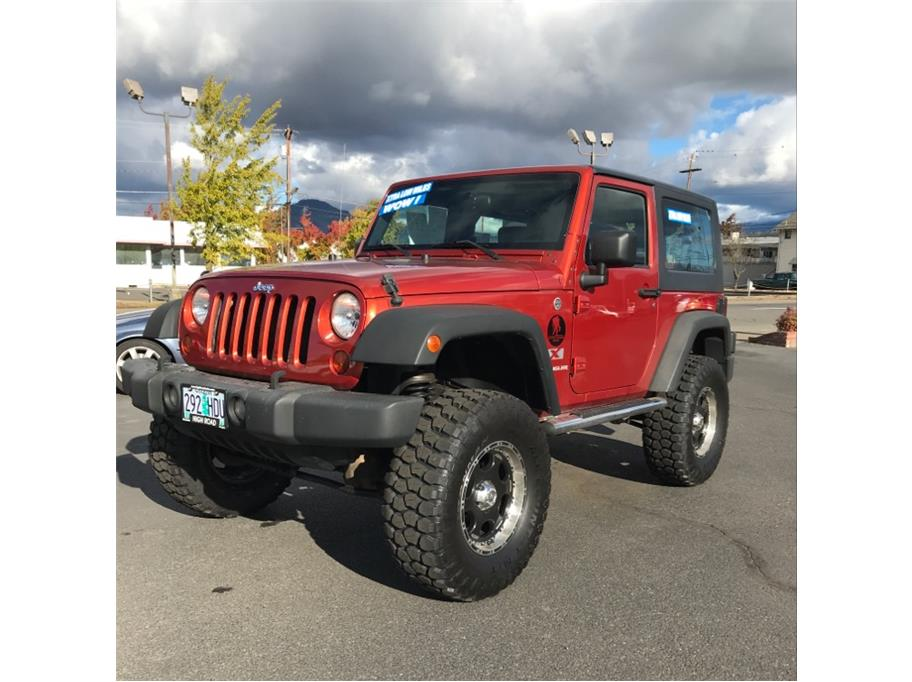 2009 Jeep Wrangler from High Road Autos