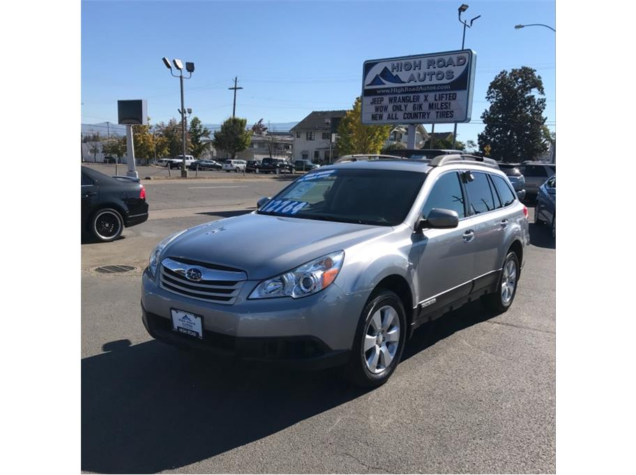 2011 Subaru Outback from High Road Autos
