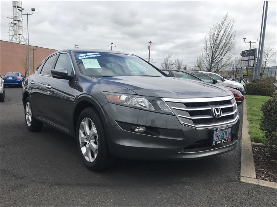 2012 Honda Crosstour from High Road Autos