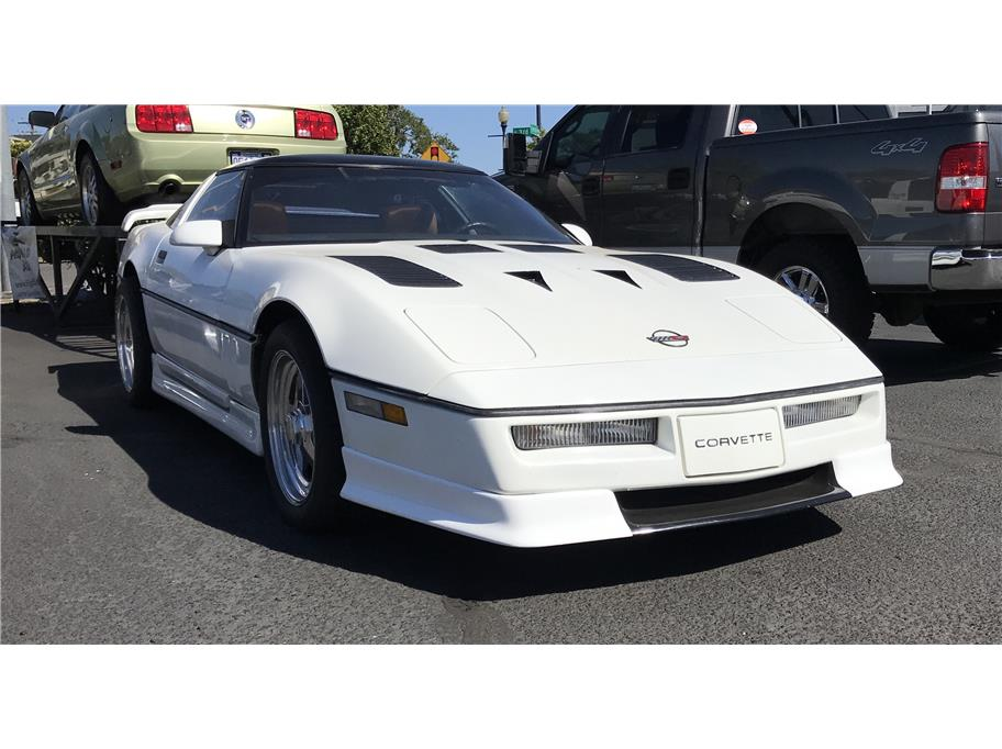 1989 Chevrolet Corvette from High Road Autos
