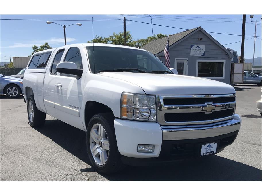 2008 Chevrolet Silverado 1500 Extended Cab from High Road Autos