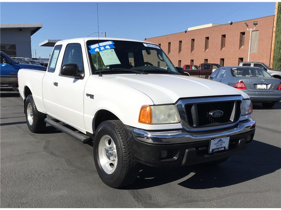 2005 Ford Ranger Super Cab from High Road Autos