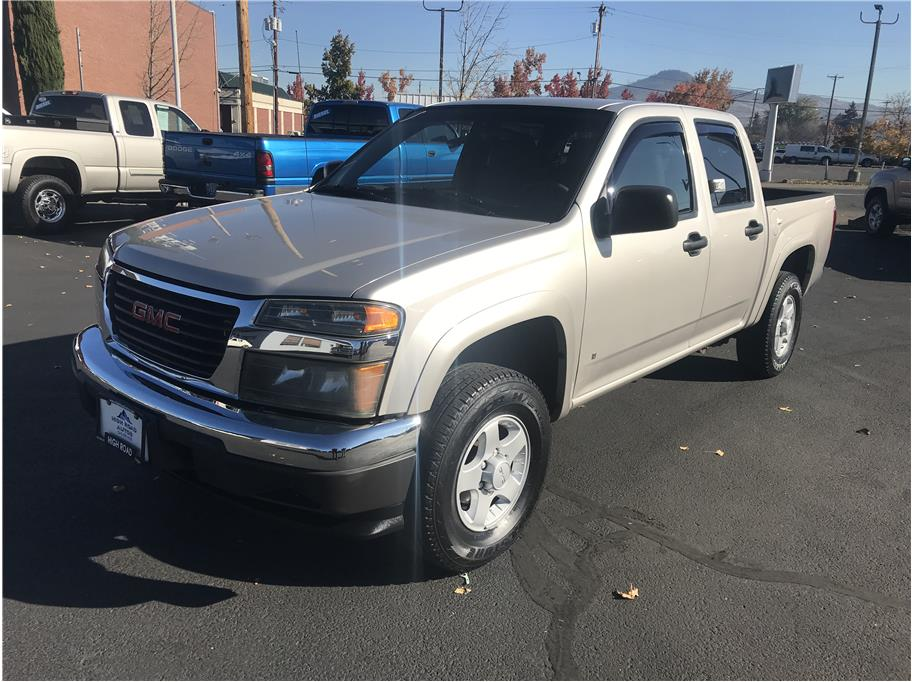 2006 GMC Canyon Crew Cab from High Road Autos