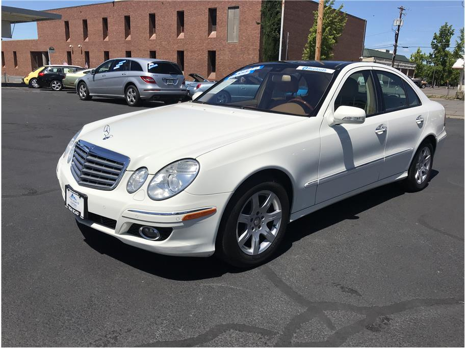 2008 Mercedes-benz E-Class from High Road Autos