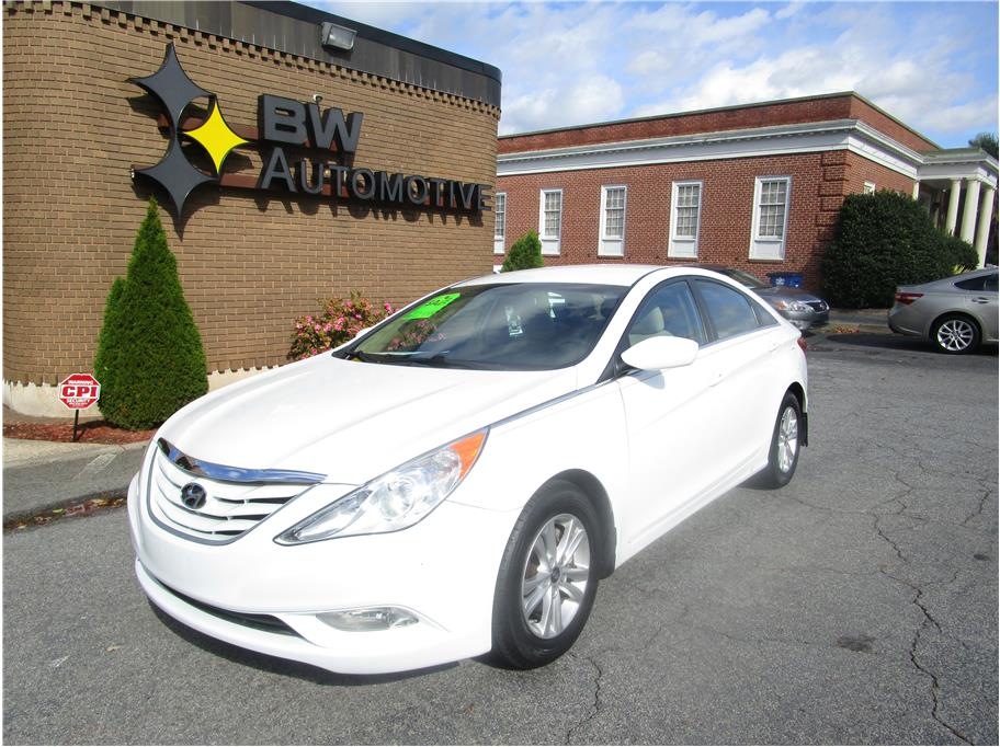 2013 Hyundai Sonata from BW Automotive, LLC