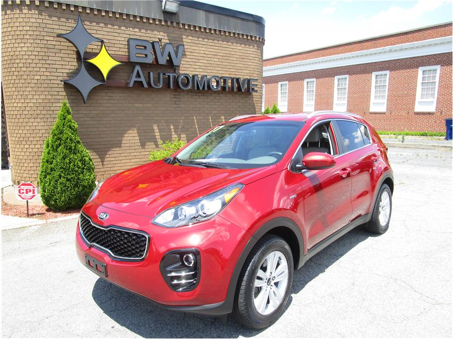 2017 Kia Sportage from BW Automotive, LLC