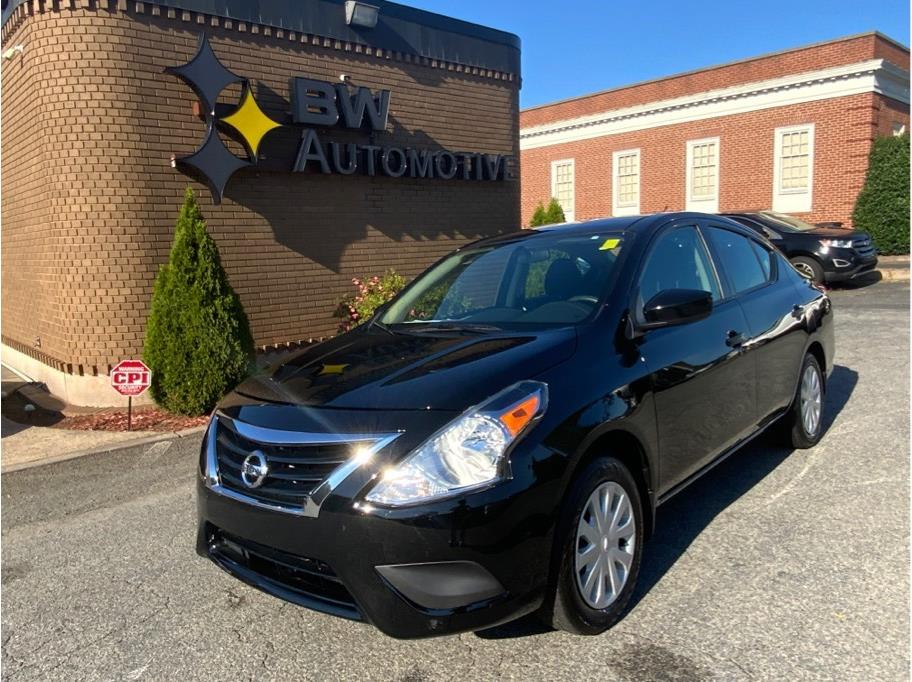 2019 Nissan Versa from BW Automotive, LLC