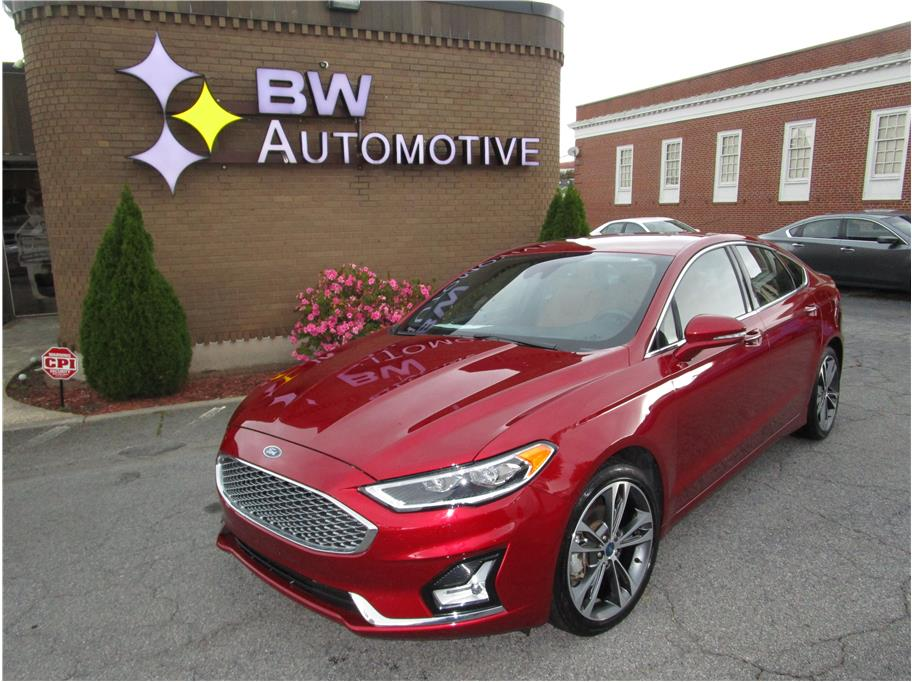 2019 Ford Fusion from BW Automotive, LLC