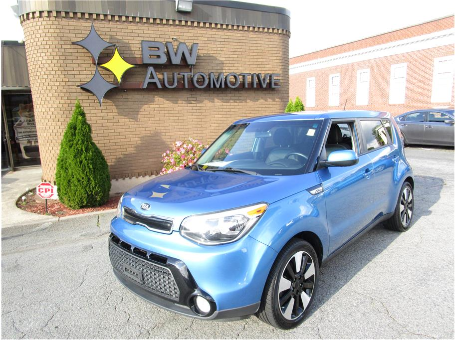 2016 Kia Soul from BW Automotive, LLC