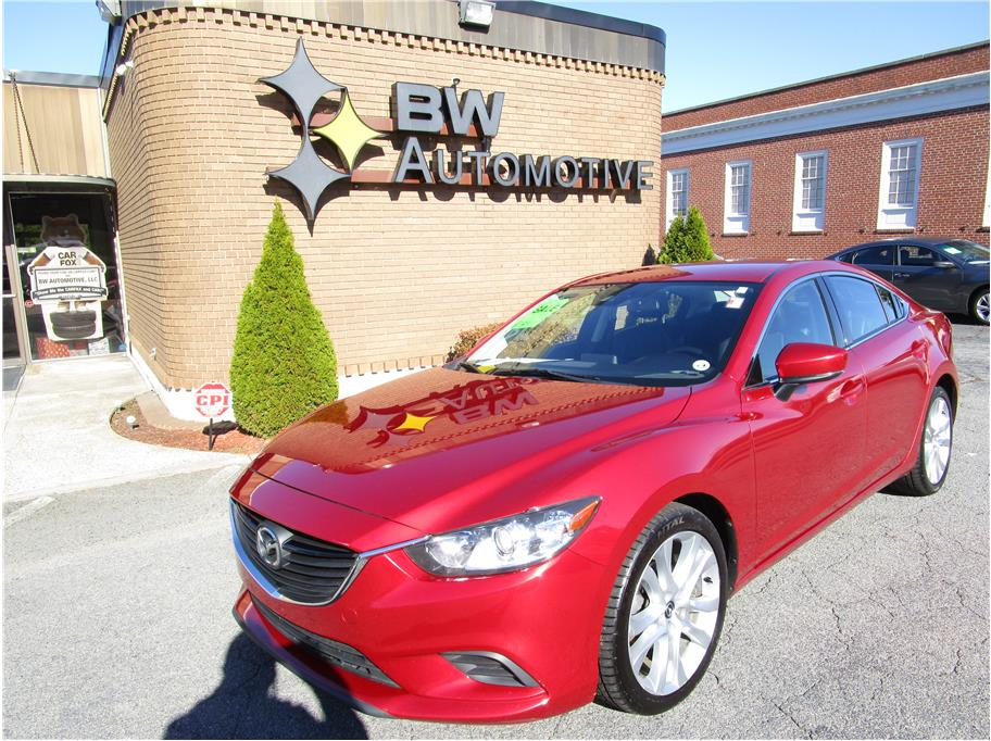2017 Mazda MAZDA6 from BW Automotive, LLC
