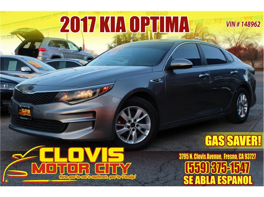 2017 Kia Optima from Clovis Motor City