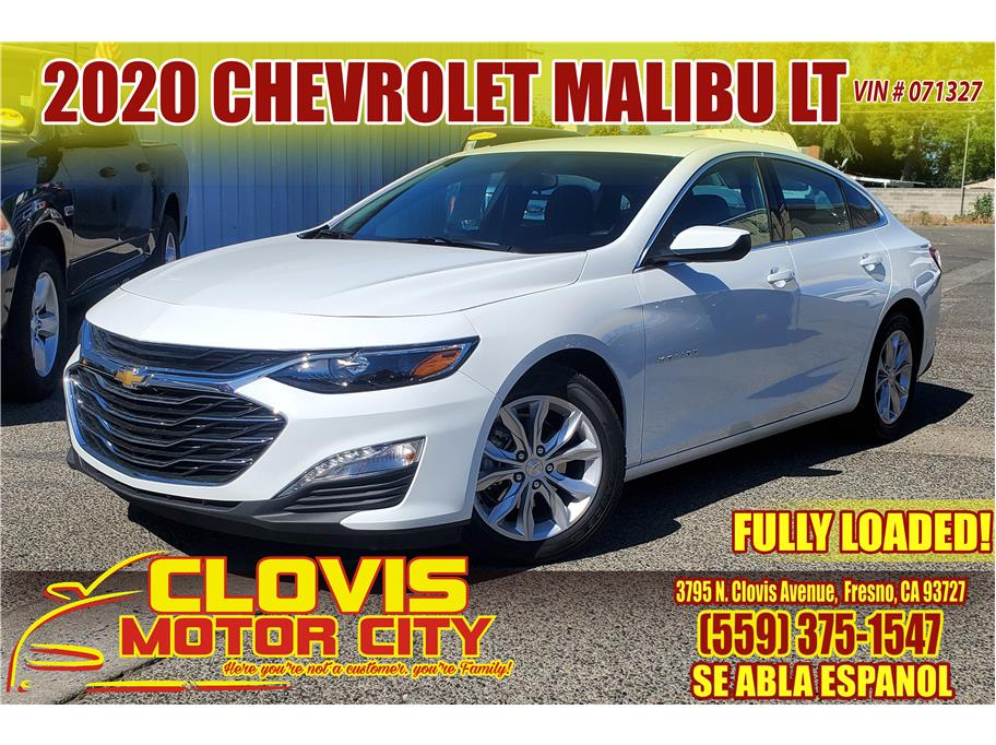 2020 Chevrolet Malibu from Clovis Motor City