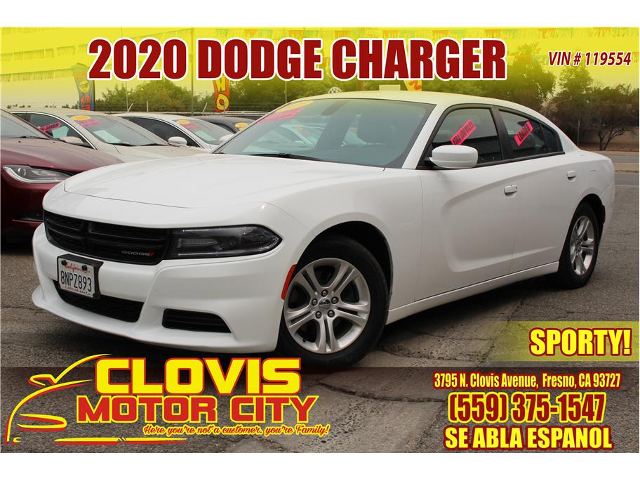 2020 Dodge Charger from Clovis Motor City