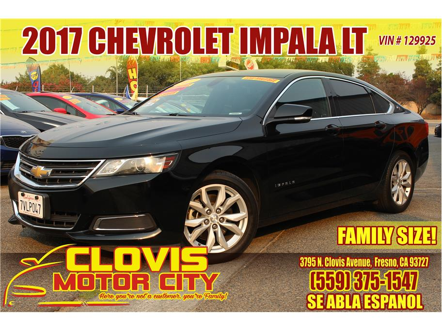 2017 Chevrolet Impala from Clovis Motor City