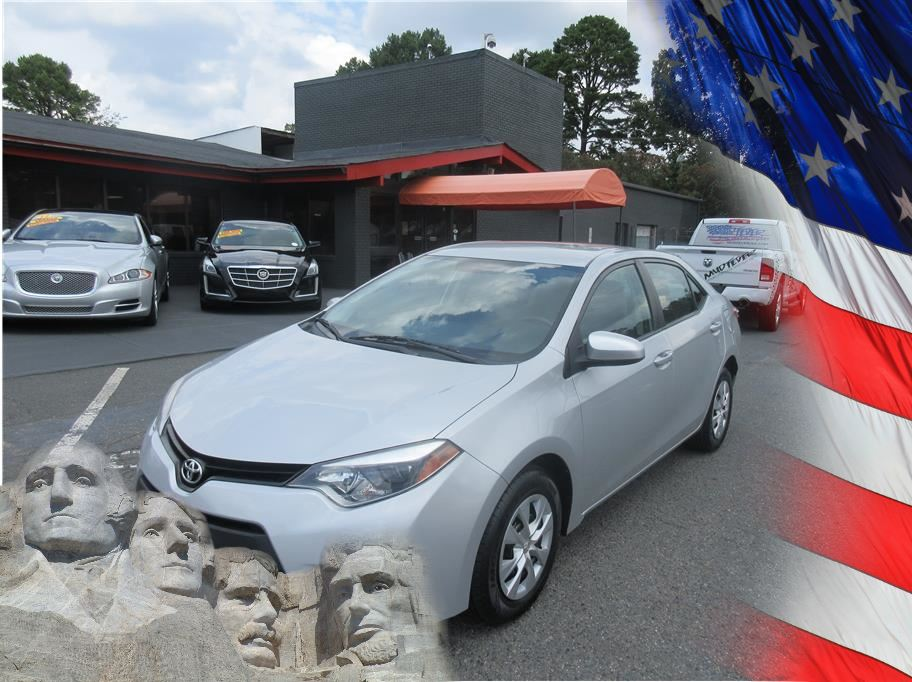 2014 Toyota Corolla from CAR BY U