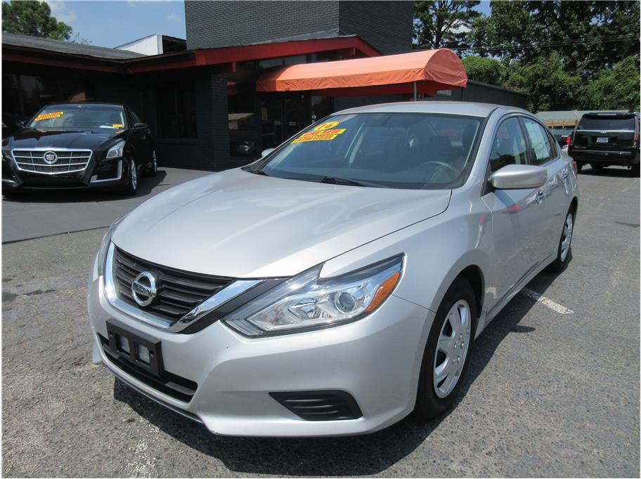 2016 Nissan Altima from CAR BY U