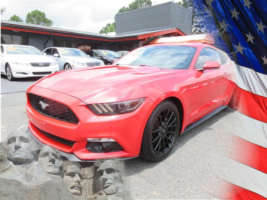 2017 Ford Mustang from CAR BY U