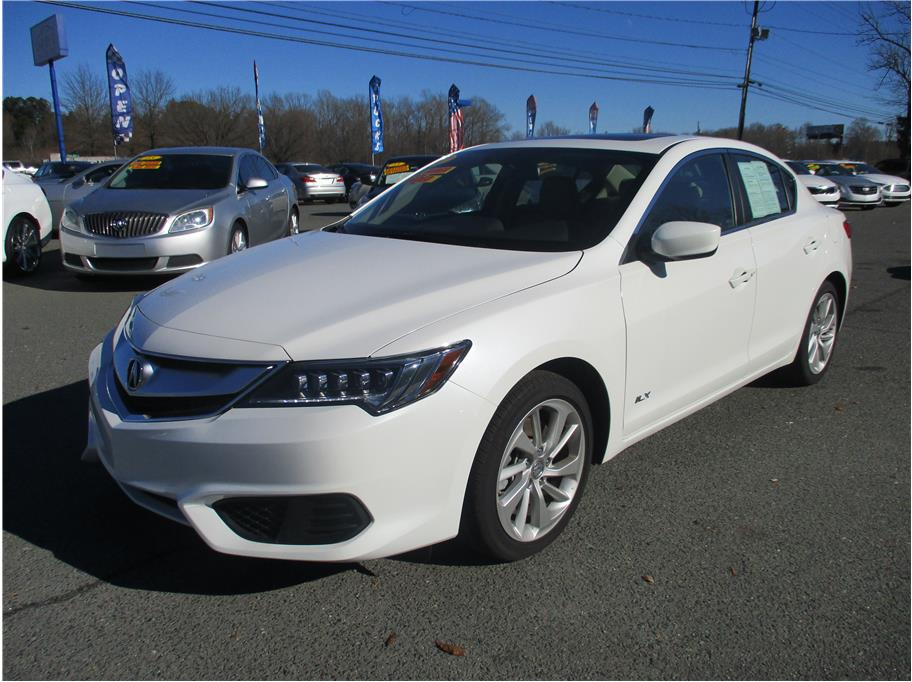 2017 Acura ILX from CAR BY U Monroe