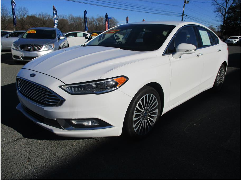 2017 Ford Fusion from CAR BY U Monroe