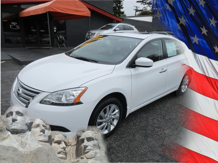 2015 Nissan Sentra from CAR BY U